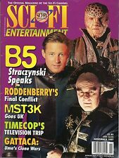 rivista cinema - SCI-FI ENTERTAINMENT -  Anno 1997 Numero 5