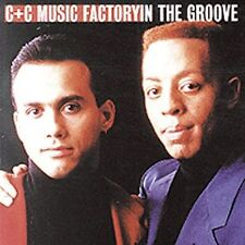C+C Music Factory In The Groove CD *SEALED* Things That Make You Go U2 Pride