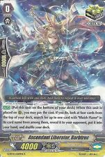 CARDFIGHT VANGUARD CARD: ASCENDANT LIBERATOR, BARBTRUC G-BT03/029EN R RARE