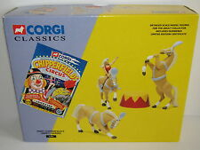 CORGI MARY CHIPPERFIELD'S LIBERTY HORSES CHIPPERFIELDS CIRCUS 1/50 31901