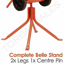 Belle Cement Concrete Mixer TOP STAND & CENTRE Minimix 150 Spares Parts Electric