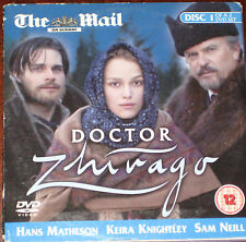 Doctor Zhivago (2 x DVD Set), Hans Matheson, Keira Knightley, Sam Neil