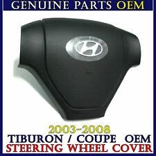 STEERING WHEEL COVER WITHOUT AIR BAG for TIBURON / COUPE 2003-2008 HYUNDAI OEM