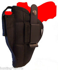 "Belt OWB holster fits Beretta U22 Neos with 4.5"" barrel by Protech Outdoors WSB8"