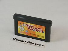 WITCH W.I.T.C.H NINTENDO GAME BOY ADVANCE GBA, DS NDS PAL EUR ITALIANO CARTUCCIA