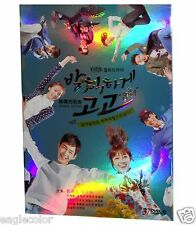 Sassy Go Go/Cheer Up! Korean Drama (3DVDs) High Quality! Box Set!