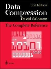 NEW - Data Compression: The Complete Reference by Salomon, David