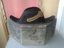 bicorne ancien ecole polytechnique chepì accademia militare french helmet