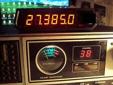 Uniden Washington  Freq. Counter, RED Display, Radio Not included .counter only