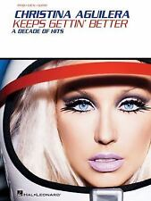 Christina Aguilera - Keeps Gettin' Better: A Decade of Hits-ExLibrary