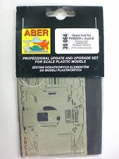 ABER 1/35th Scale Upper Hull for Panzer I Ausf B Item No. 35064