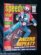 Speedway Star-Tv Deal veredicto - 14 de marzo de 1998