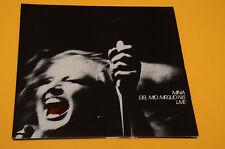 MINA LP DEL MIO MEGLIO 6  1°ST ORIG 1981 MINT MAI SUONATO UNPLAYED MULTIGATEFOLD