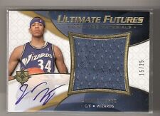 Javale McGee 08/09 Ultimate auto RC patch #UMR-JM SN #15/25