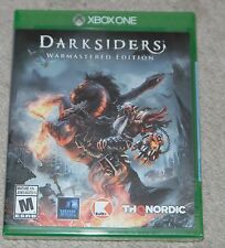 Darksiders Warmastered Edition (XBOX ONE, 2016) BRAND NEW FAST SHIP