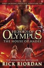 NEW The House of Hades by Rick Riordan (Heroes of Olympus #4) Paperback