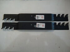 "NEW 2 Pack Mulching Blades For 22"" Walk Behind 580244001 580244002"