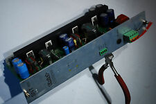 CHRIST ELEKTRONIK SNT200 SNT 200 POWER SUPPLY PS for parts