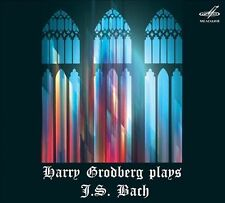 Harry Grodberg plays J.S.Bach, New Music