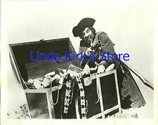 "Robert Newton Promotional Photograph ""Adventures of Long John Silver"" CBS-TV '56"