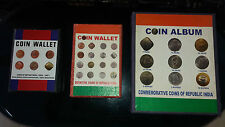 1835 TO 2015 - 231 COINS - BRITISH & REPUBLIC INDIA COIN COLLECTION ALBUMS #9