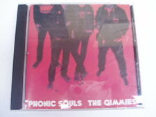 THE GIMMIES - PHONIC SOULS - Japanese rock band CD