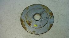 1960's BMW R69S Airhead R69US R60 R50 S501. silver wheel hub cap cover disc #1