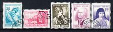 Rumänien Briefmarken 1974 Jahrestage Mi.Nr.3212+13+15-17