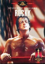 Rocky (DVD, 1997, CANCELED) WS  & FULL  Sylvester Stallone new