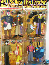 "The  Beatles  Yellow Submarine    8""inch 1999 action figure's {1st run}"