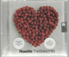 ROXETTE THE BALLAD HITS LIMITED CD + EP  F.C. SIGILLATO!!!