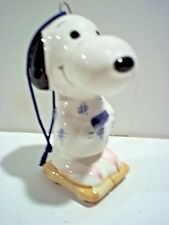 Snoopy International Series  GEISHA Ceramic UFS Japan 3""