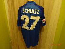 "Hansa Rostock Jako Trikot 02/03 ""VitaCola"" + Nr.27 Schultz + Handsigniert Gr.M/L"