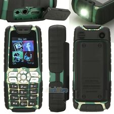 "2"" Mobile Phone Dustproof Waterproof Shockproof Unlocked Dual SIM Cell Phone"