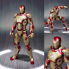S.H.Figuarts Iron Man Mark 42 from Iron Man 3 Re-release Marvel Bandai Japan