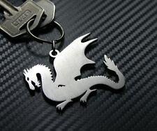DRAGON Mythology Tattoo Myth Religion Goth Keyring Keychain Key Fob Gift