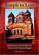 Contemporary Indian Studies: Temple to Love : Architecture and Devotion in...