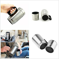 Multifunction DC12V In-Car Coffee Maker Tea Pot Bottle Thermos Heating Cup Mug