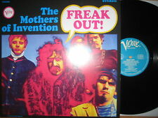 "12"" Vinyl LP Freak Out - Frank ZAPPA & The MOTHERS OF INVENTION"