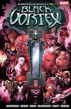 Guardianes de la galaxia y X-men: el negro Vortex por Sam Humphries..