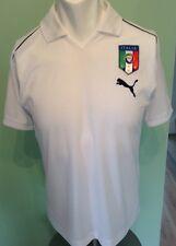 Italia Damas Lejos Camiseta De Fútbol Talla 16 Puma menor material clics todavía en muy buena condición