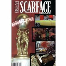 SCARFACE #2 VAR B TONY MONTANA SCARRED FOR LIFE GANGSTER COMIC BUCH HEFT IDW