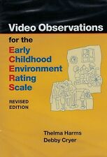 Video Observations: Early Child Environment Rating Scale Revised Ed. (DVD, New)