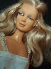 """Vtg 70s Mego DOLL & CLOTHES Lot 18"""" CANDI w/original OUTFIT 1978"""