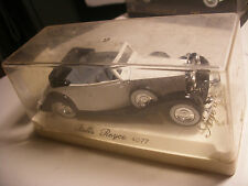Ancienne Voiture 1/43 SOLIDO Made in France 4077 Age d'Or ROLLS ROYCE 1/43 Neuf