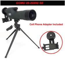 Optics impermeable Monocular zoom impermeable ámbitos telescopio HD Con trípode
