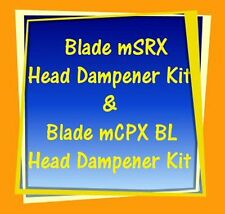 Cybertronic Hobby's Blade mSR X & mCPX  BL Silicone Head Dampener Kits