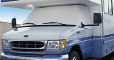 ADCO 2401 Windshield RV Cover White Snooze Bonnet Privacy Window Shade
