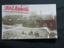 Barlboro House, Barlborough, Nr. Sheffield / Chesterfield, Derbyshire Postcard