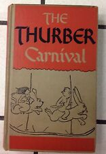 The Thurber Carnival, Written And Illustrated by JAMES THURBER - Hardcover, 1945